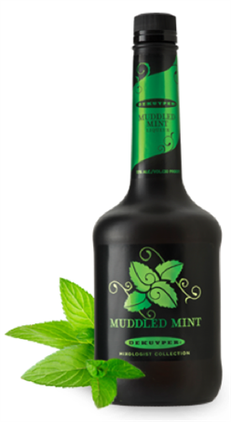 Dekuyper Liqueur Muddled Mint Mixologist Collection